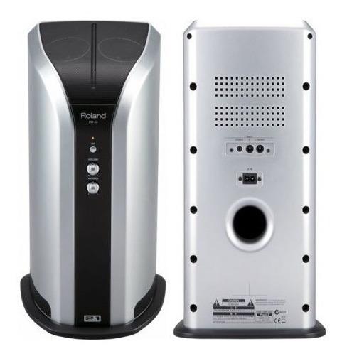 Monitor Pessoal Para Bateria Roland Pm-03 (caixa De Som)