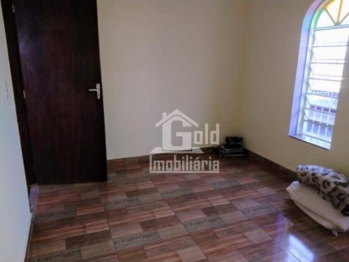 Casa Com 2 Dormitórios À Venda, 150 M² Por R$ 330.000,00 - Residencial E Comercial Palmares - Ribeirão Preto/sp - Ca1462