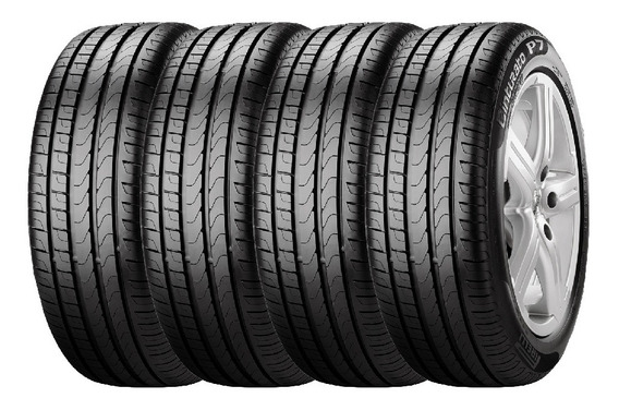 Combo X4 Neumaticos Pirelli 215/55r16 P7cint 97w Cuotas
