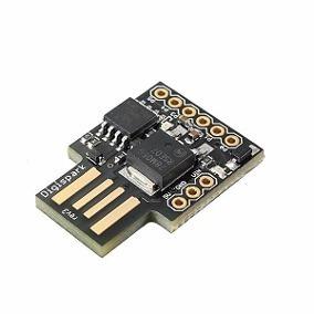 Placa Minima Arduino Digispark Kickstarter Attiny85 Usb Dev