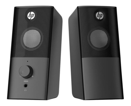 Parlante Multimedia Hp Dhs-2101 12w Stereo - Revogames