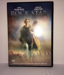 Rock Star Película Dvd