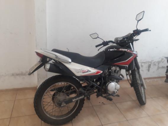 Motomel Skua Modelo 2018 Unico Dueño 90 Mil Km