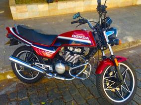 Honda Cb 450 Tr 1987