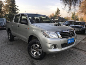 Toyota Hilux Diesel Doble Cabina 2014