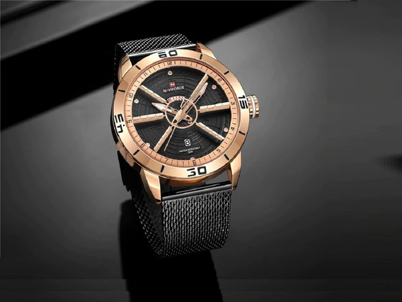 Relógio Importado Original Naviforce Nf-9155
