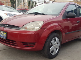 Ford Fiesta 1.6 First 5vel Aa Sedan 2007 Factura Agencia