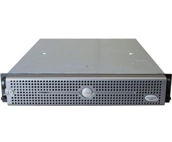 Servidor Dell Poweredge 2850 Power Edge 2x Xenon - Defeito