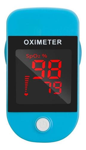 Oxímetro Pulso Pulso Saturación Monitor De Oxígeno