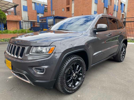 Jeep Grand Cherokee Laredo 3.6cc
