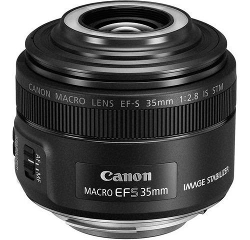 Imagem 1 de 10 de Lente Canon Macro Ef-s 35mm F/2.8 Is Stm