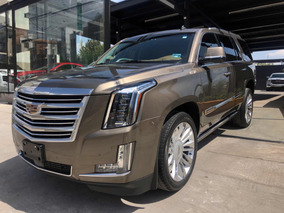 Cadillac Escalade 6.2 Plinum 4x4 At 2015