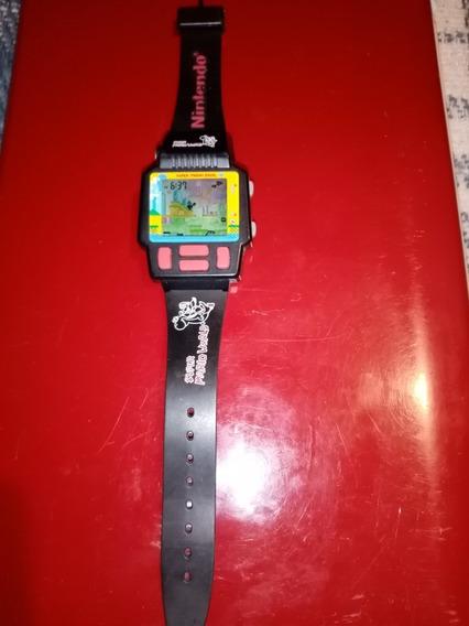 Super Mario World Reloj