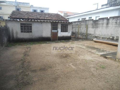 Terreno À Venda, 250 M² Por R$ 375.000,00 - Jardim Cinco De Julho - São Paulo/sp - Te0195