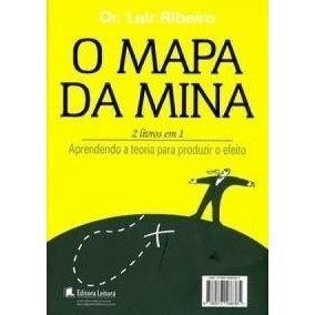Livro A Grande Fortuna/o Mapa Da Mina (2 Livros Em 1)