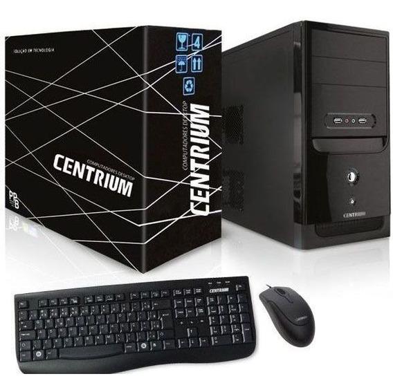 Computador Thintop Pentium G5400 4gb Ddr4 Ssd 120gb W.10
