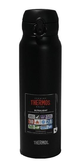 Termo 750ml Agua Bebidas Frías Calientes Acero Inox Thermos
