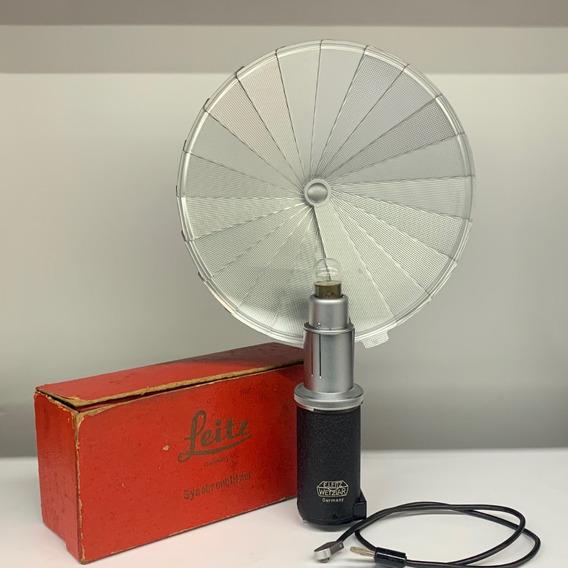 Flash Laitz Leica Synchronblitzer (coleção)
