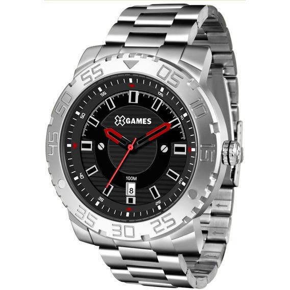 Relógio X Games Masculino Analógico Xmss1039 P2sx