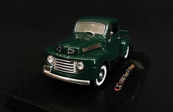 Miniatura 1948 Ford F-1 Pickup Truck-yatming-esc1/32-(10294)