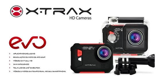 Câmera Esporte Ação Xtrax Evo
