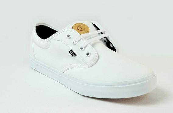 Tenis Core Footwear Blancos Cortos