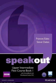 Speakout Intermediate Flexi Course 1 Book With Dvd