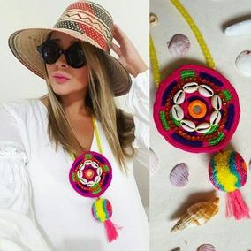 Sombrero Colombiano Wayuu. Lleva 2 X 1 .precio Inigualable!!
