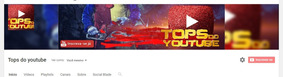 Criação Artes Canal Youtube Flyer Banner - Redes Sociais