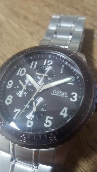 Relógio Guess U13604g1 - Veja O Vídeo