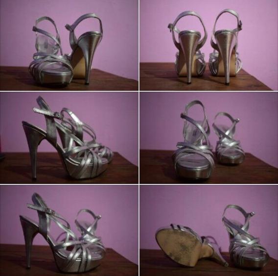 Zapatos Altos De Fiesta. Zapatos De 15