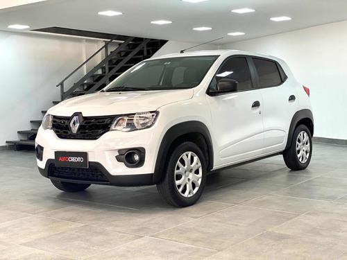 Renault Kwid Life 1.0 Financio 100 % En Cuotas De $ 9.900