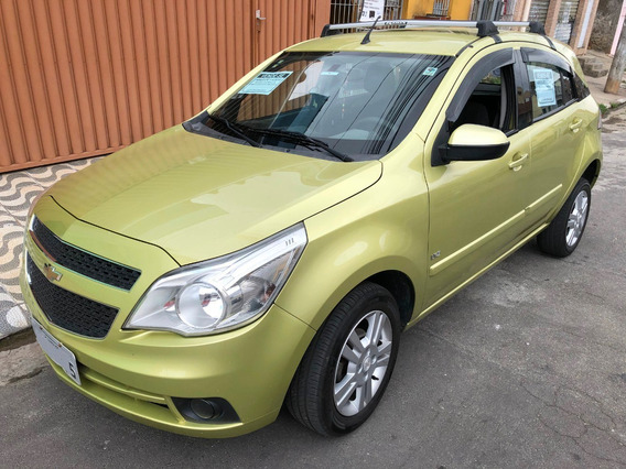 Chevrolet Agile R$20.000,00 1.4 Mpfi Ltz 8v Flex 4p Manual
