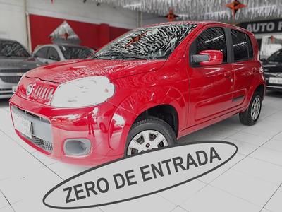 Fiat Uno Vivace 1.0 4 Portas / Não É Completo / Uno 4 Portas