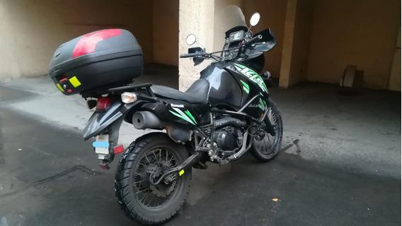 Kawasaki Klr 650 Año 2014