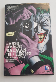 Comic De Batman The Killing Joke The Deluxe Edition 2008