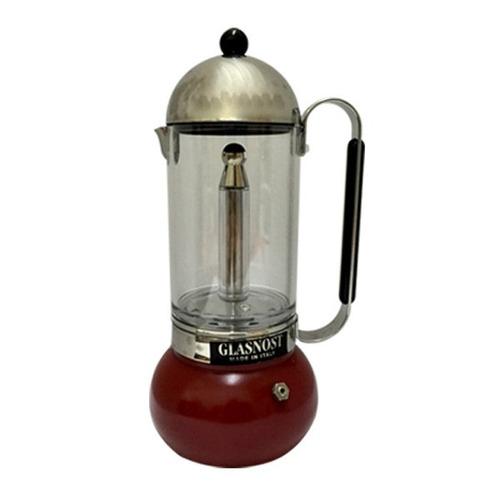 Cafetera Express Gat Glasnost 6 Pocillo Acero + Acrilico