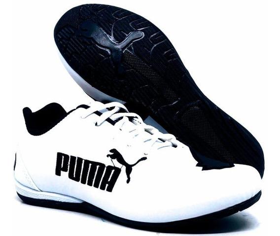 Tênis/sapatênis Casual Puma Masculino Confortável