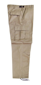Pantalon Bolsas Tactico Comando Policia Seguridad Militar