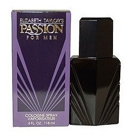 Perfume Passion Elizabeth Taylor Hombre 118 Ml Edc Original