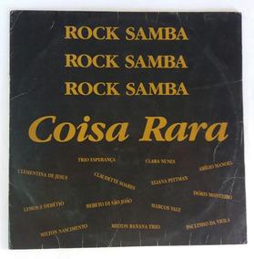 Lp - Samba Rock Coisa Rara .