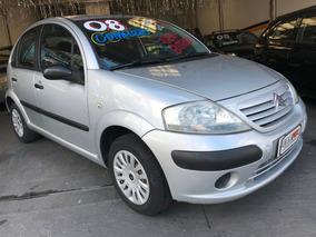 Citroën C3 1.4 8v Glx Flex 5p