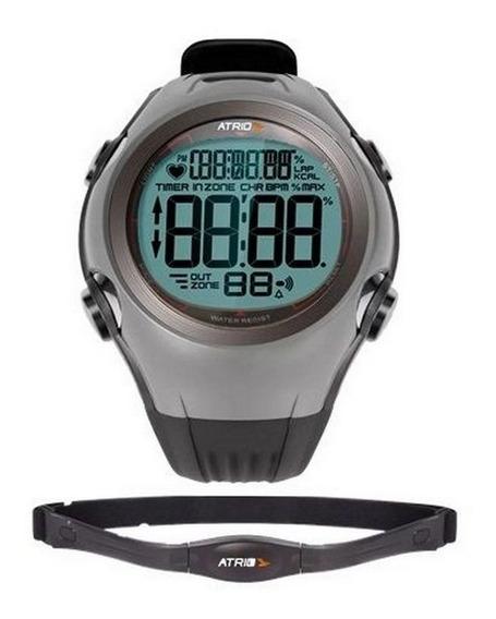 Relógio Monitor Cardíaco Frequencimetro + Cinta + Calorias