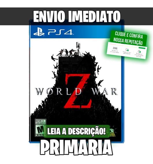 World War Z I Playstation 4 I Ori 1