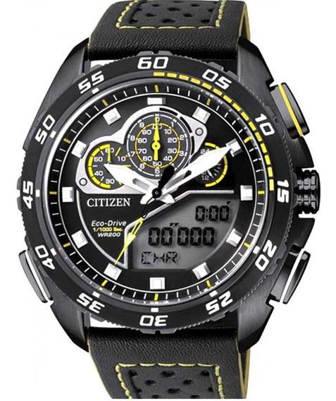 Relógio Citizen Eco Drive Tz10119y Jw0125-00e
