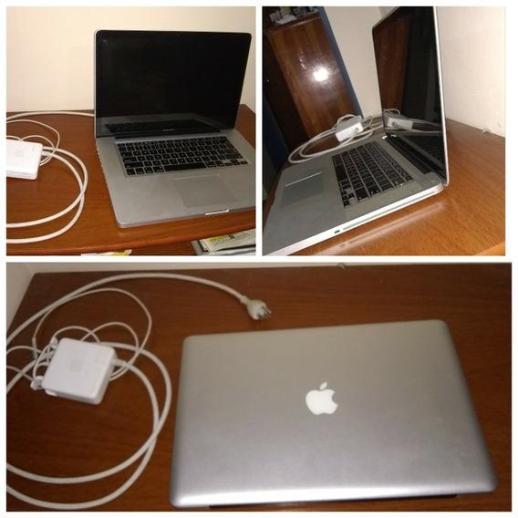 Laptop Macbook Pro 2012 En Perfecto Estado,100%operativa
