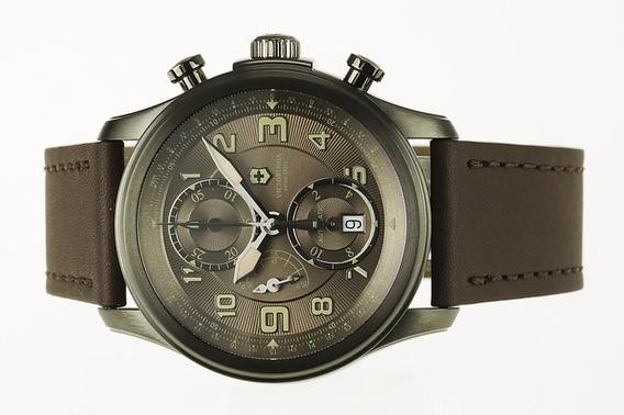 Relógio Victorinox Infantry Vintage Automatic 241520 Swiss