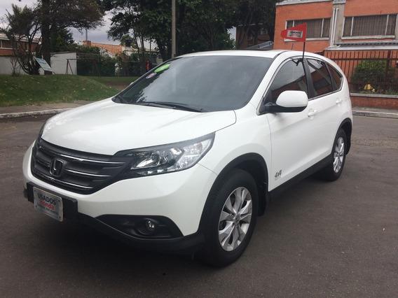Honda Crv Ex-l 4x4 2014