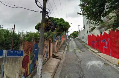 Ref 6117 Terreno De 495 M2 Com Casa No Local Na Vila Madalena ! - 6117