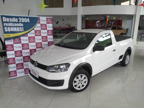 Imagem 1 de 14 de Volkswagen Saveiro Cs Tl Mb